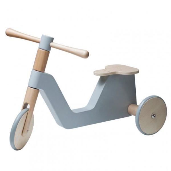 gåcykel sebra lyseblå 600x600 - Gåcykel - cykel til 1 årig