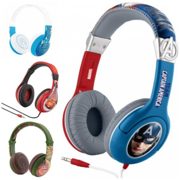 høretelefoner til børn drenge headset til børn øre høretelefoner til børn blå høretelefoner til børn