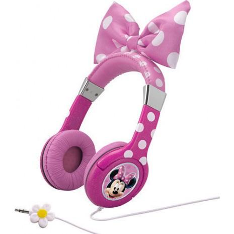 høretelefoner til børn frost headset til børn minnie mouse høretelefoner minnie høretelefoner til børn lyserød høretelefoner til børn disney hørebøffer høretelefoner