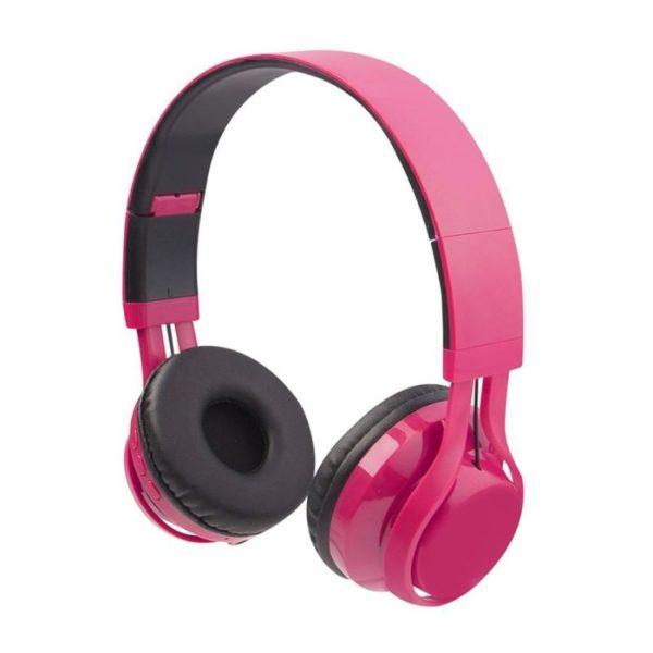 trådløse høretelefoner til børn bluetooth headset til børn pink høretelefoner wireless til børn lyserøde høretelefoner til børn kidsafe trådløs hørebøffer