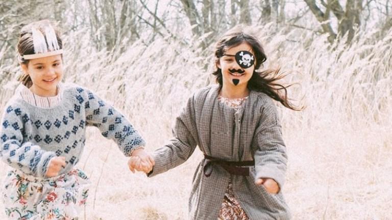 souza børnekostume fastelavnstøj fastelavnskostume til børn