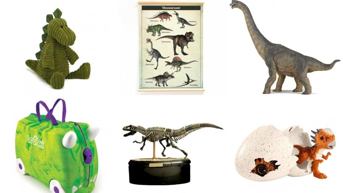 Vild med dinosaurus?