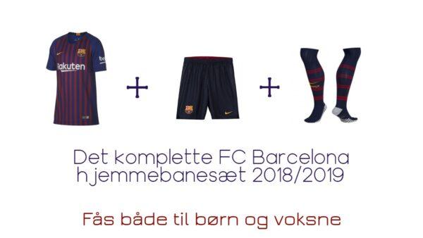 fc barcelona spillertøj til børn barcelona trøje til voksne messi trøje til børn 600x338 - Gave til en FC Barcelona fan?