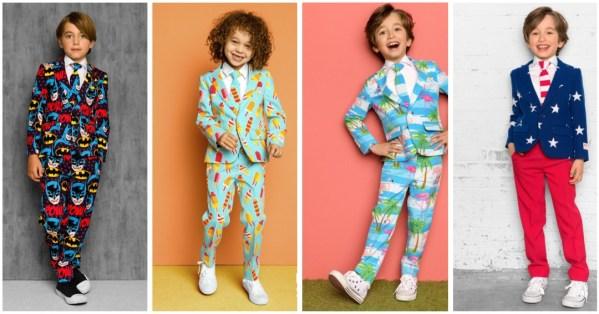 Jakkesæt til børn – festligt med stil