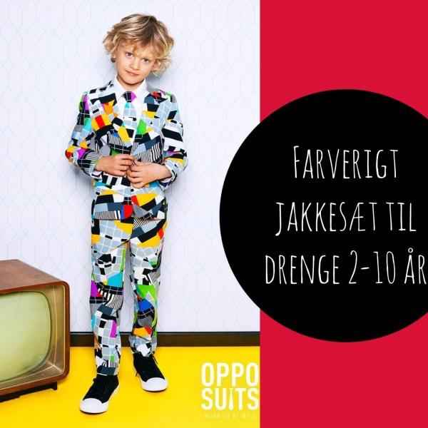 technicolor jakkesæt pauseskærm jakkesæt til drenge