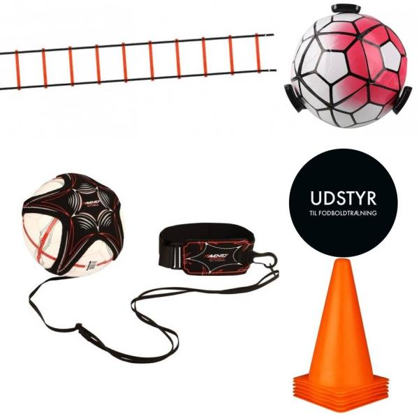udstyr til fodboldtæning i haven kegler til fodboldtræning agility stige fodbold skill trainer