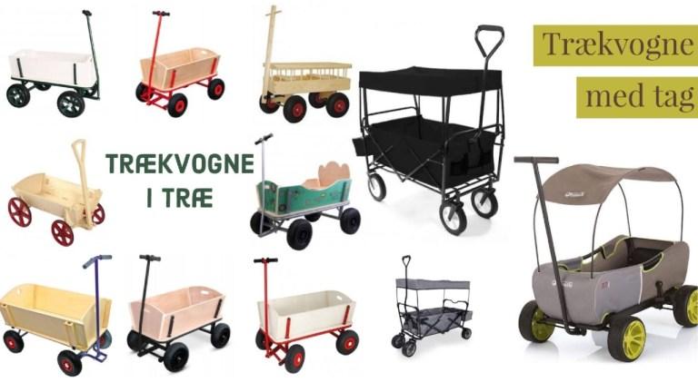 trækvogn børn guide til køb af trækvogn træ