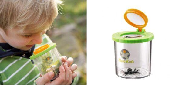 haba insektglas til børn insektglas med lup udeliv legetøj