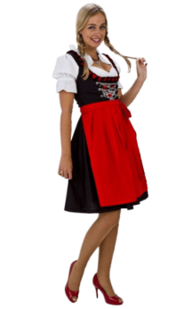 tyrolerfest plussize oktoberfest udklædning plus size ølfest udklædning dame stor størrelse XXXL 342x600 - Plus size oktoberfest kostumer