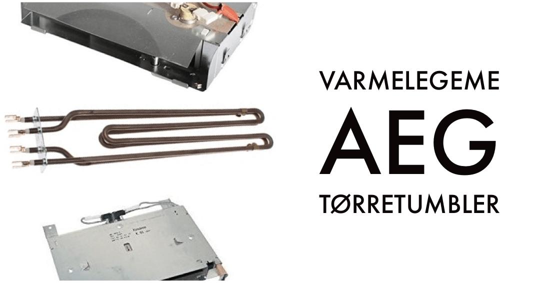 Varmelegeme til AEG tørretumbler
