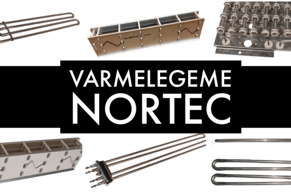 Nortec varmelegeme