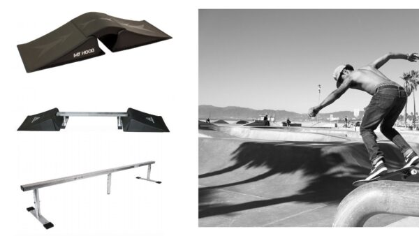 rampe skateboard til salg rampe skateboard tilbud 2 way rampe skaterpark rampe til løbehjul 600x338 - Rampe til skateboard og løbehjul