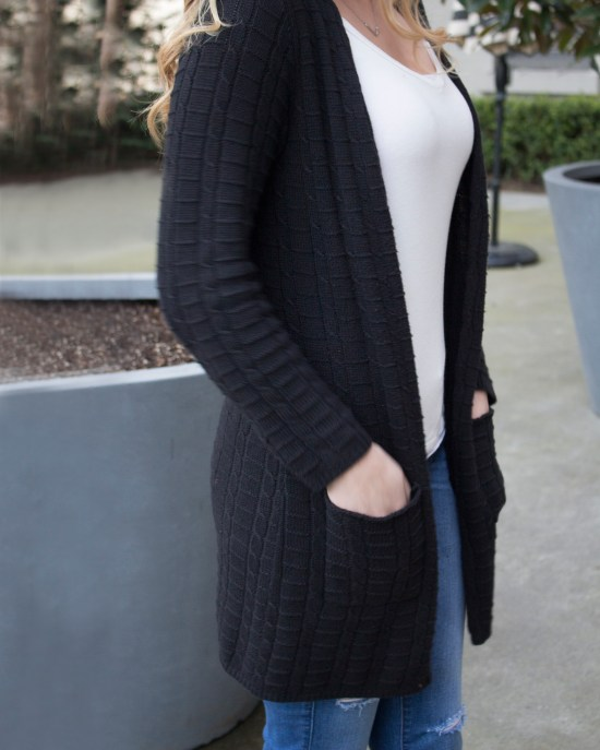 shop with kendallyn Tobi Clothing Denim Katie Distressed Skinny Jeans Loe and nicole amazon knit black sweater cardigan