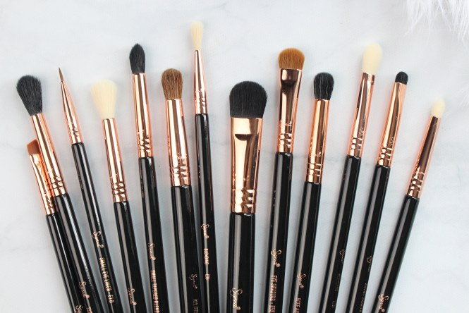shop with kendallyn, sigma's ultimate copper eye brush set 13 piece brushes