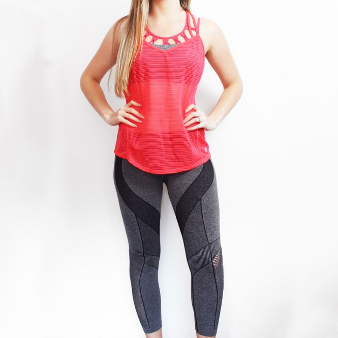 shop with kendallyn top blogger ellie active wear subscription box August box