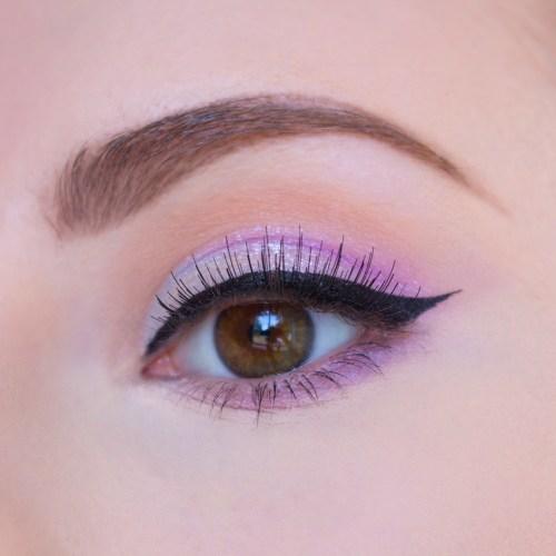 Shop with Kendallyn, Models Own Makeup Celestial Makeup Collection, makeup artist look colorful makeup princess unicorn look cat eye