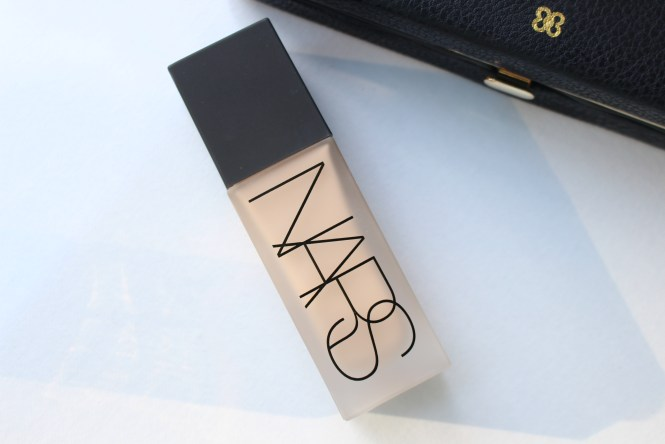 shop with kendallyn makeup primers post NARS All Day Luminous Long Wear Foundation in shade Mont Blanc