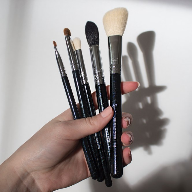 Shop with Kendallyn Blog, Blogger, Sigma Beauty's Makeup NightLife Makeup Brush Set Review