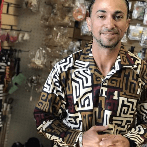 black owned African apparel