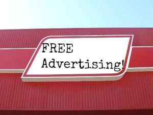 Way To Advertise Your Business For Free!