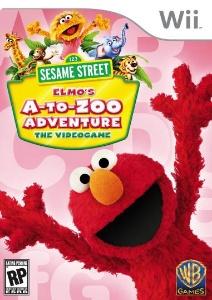 Sesame Street: Elmo's A-to-Zoo Adventure Wii Game