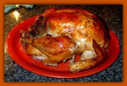 Oven Baked Turkey
