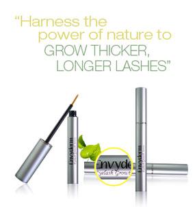 EnvyDerm Effective Eyelash Growth & Conditioning Serum