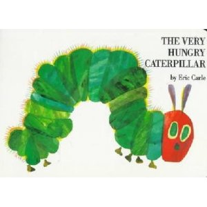 The Very Hungry Caterpillar Prize Package Giveaway