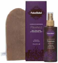 Fake Bake: New Flawless Tan Review