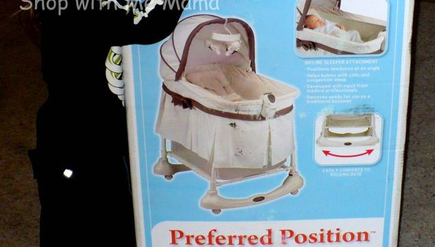 Kolcraft Preferred Position 2-in-1 Bassinet & Incline Sleeper Review