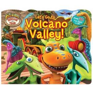 Choo Choo!! Summer Time Fun with Dinosaur Train! (Giveaway)