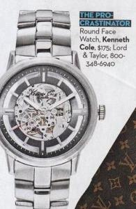 Kenneth Cole New York Ceramic Watch: A MUST Have!! (Review)