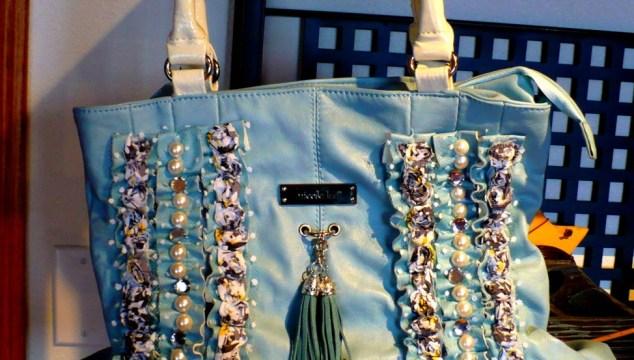 Nicole Lee Handbag Review