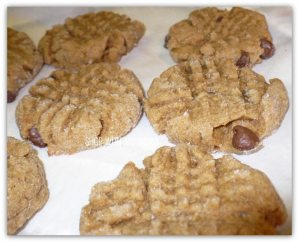 Easy Peanut Butter And Chocolate Chip Cookies Recipe