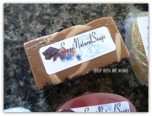 Sweet Natural Soaps Review