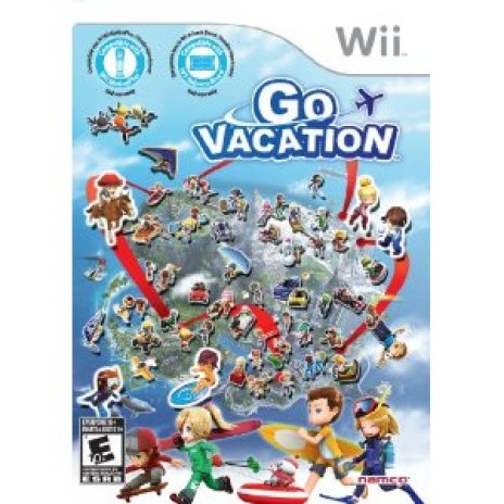Wii Adventure Game: Go Vacation