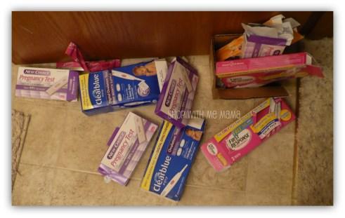 Pregnancy tests