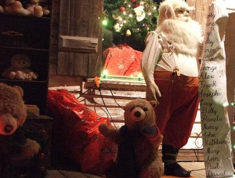 Santa's Hideout! The New Way To Make Your Holiday List (And Check It Twice!)