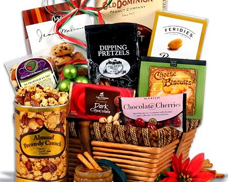 Christmas Gift Basket Classic Review!