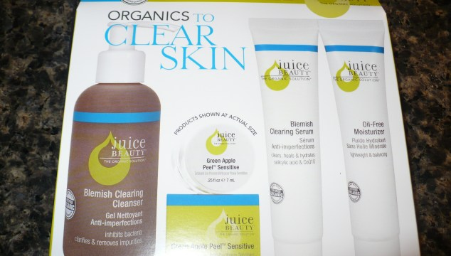 Juice Beauty: Organics To Clear Skin Review