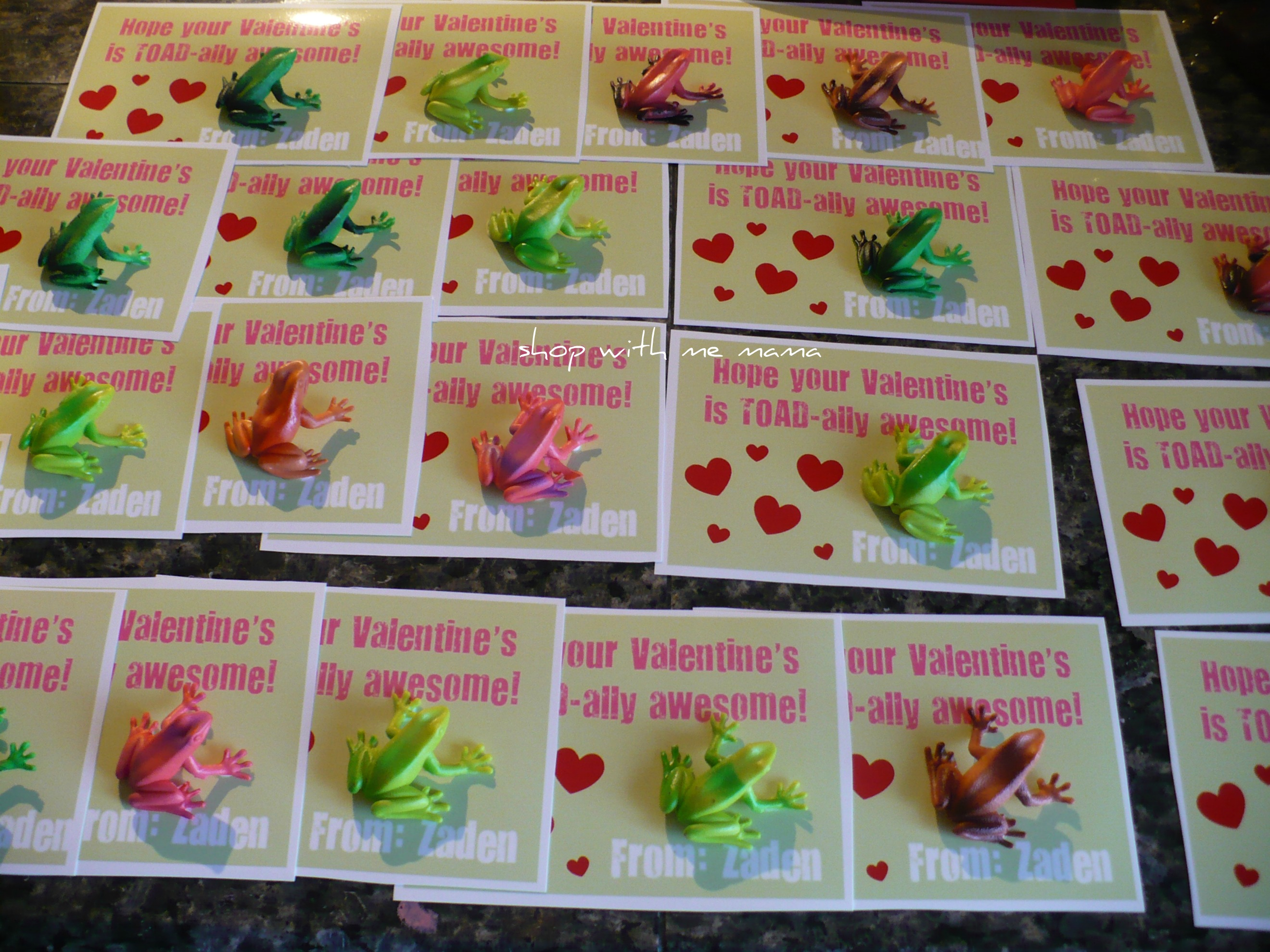 Homemade Valentines Day Cards Toadally Awesome
