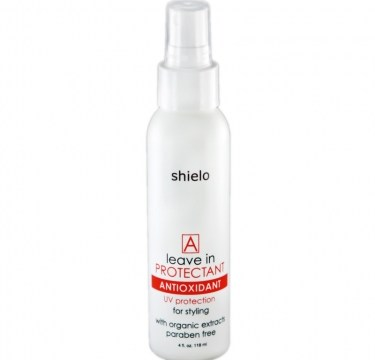 Shielo Antioxidant Leave In Protectant For Heat Styling And Frizz Control (Review)