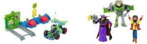 Mattel's Newest Line Of High Throttle Toy Story Vehicles And Figures