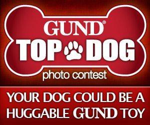 GUND Top Dog Photo Contest!!