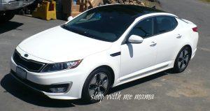2012 Kia Optima Hybrid Review!!