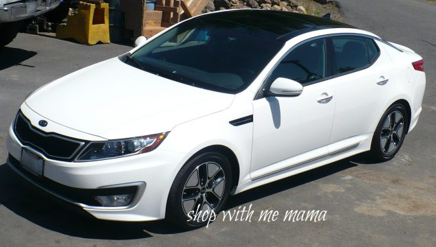 2012 Kia Optima Hybrid Review!!
