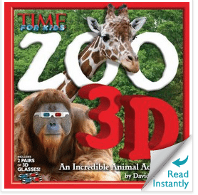 ZOO 3D by TIME for Kids (Review)