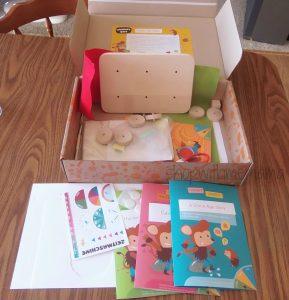 WummelBox Craft Kits Review!