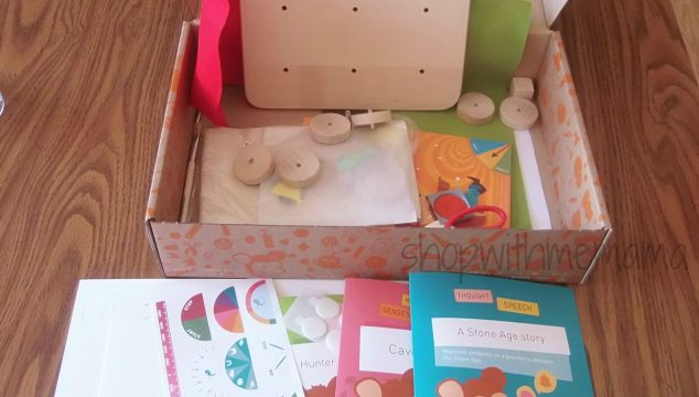 WummelBox Craft Kits Review!