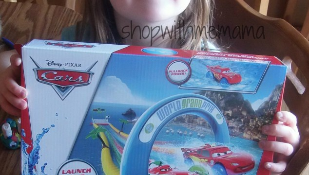 Make a Splash With Mattel's New Disney Cars Toys (Review)